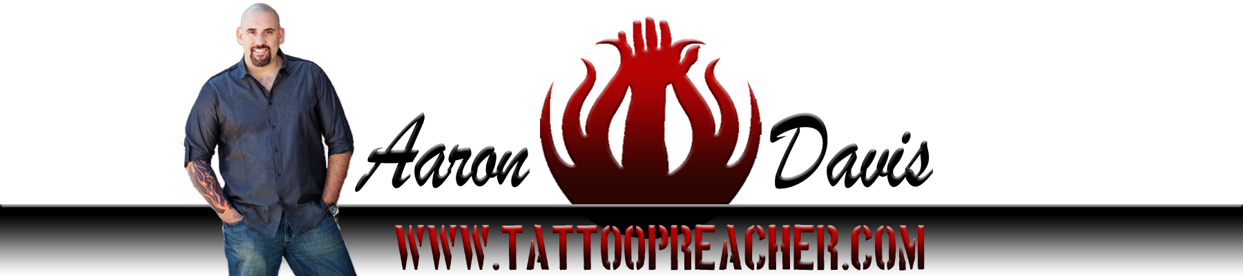 Official Site of the Tattooed Preacher