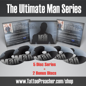 Ultimate Man Audio Series